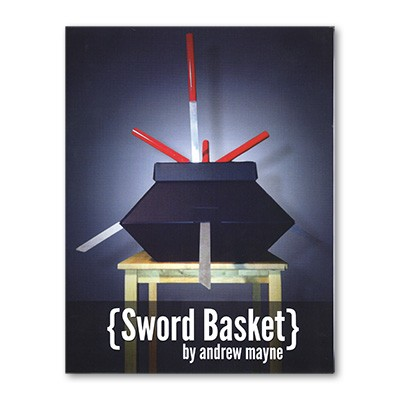 Sword Basket by Andrew Mayne | Zauberbuch
