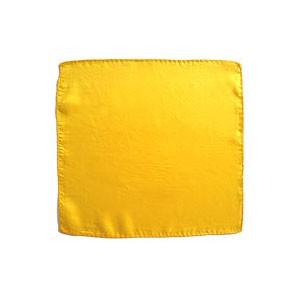 Seidentuch zum Zaubern - gelb - 9 in./ca. 20cm