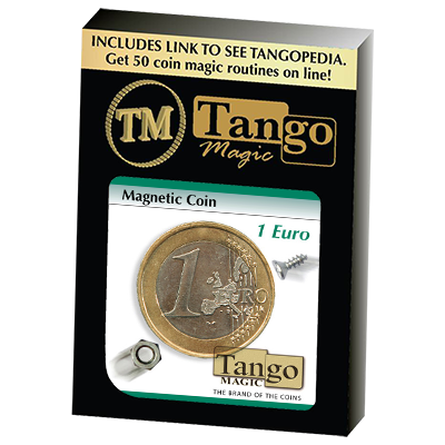 Magnetic Coin 1 Euro von Tango-Magic