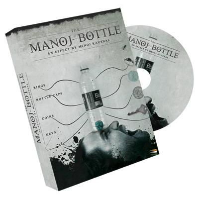 Manoj Bottle (DVD & Gimmicks) by Manoj Kaushal