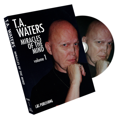 Miracles of the Mind Vol 1 by TA Waters - DVD
