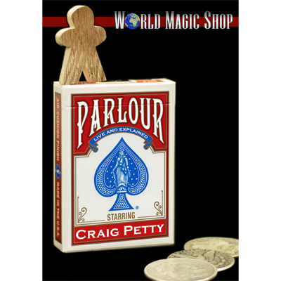 Parlour by Craig Petty and World Magic Shop