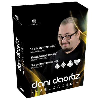Reloaded by Dani Da Ortiz and Luis de Matos - DVD