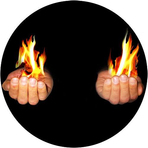 Feuer aus der Hand - Feuerhände - Fire from Hands