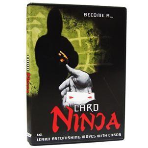 Card Ninja DVD | Zaubertricks mit Karten