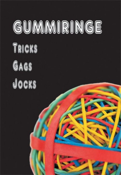 Gummiringe Tricks Gags Jocks - Jimmy Bix - jetzt bei Zaubershop-Frenchdrop