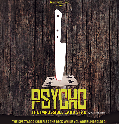 Psycho by Iñaki Zabaletta and Vernet