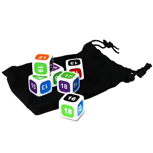 Cube Sum by Gregorio Samà bei Zaubershop Frenchdrop