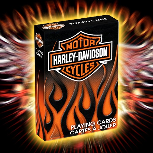 Bicycle - Harley Davidson Motor Cycles