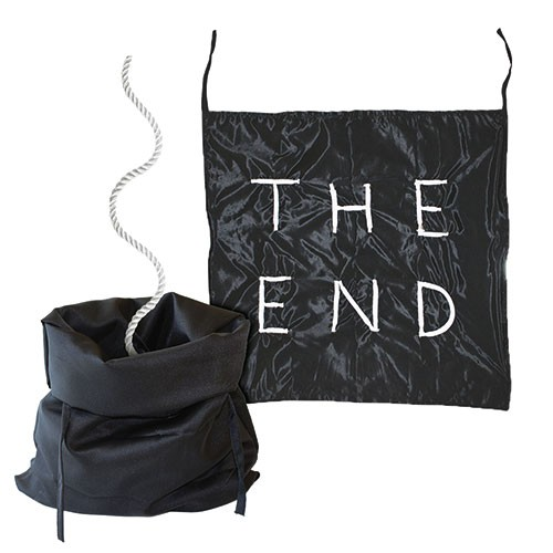 Zaubertrick - The End Blendo - Seilroutine