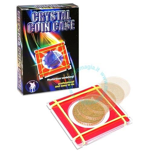 Kristall-Münz-Case - Crystal Coin Case - Zaubertrick