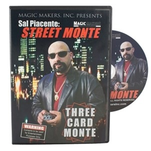 Street Monte - Three Card Monte DVD | Trickspiel