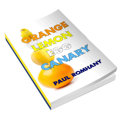 Orange, Lemon, Egg & Canary (Pro Series 9) by Paul Romhany