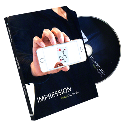 Impression (DVD and Gimmick) by Jason Yu