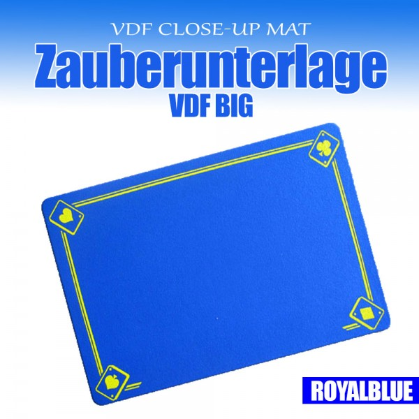 Zauberunterlage Close-Up Mat bei Zaubershop-Frenchdrop