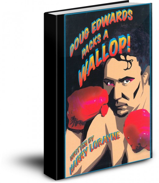 Packs a Wallop book by Harry Lorayne bei Zaubershop-Frenchdrop