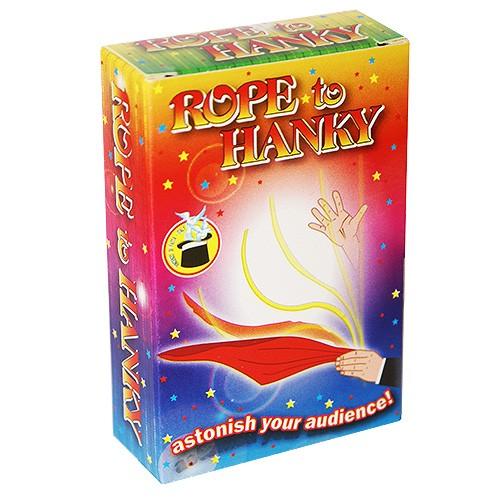 Zaubertrick Rope to Hanky bei Zaubershop Frenchdrop