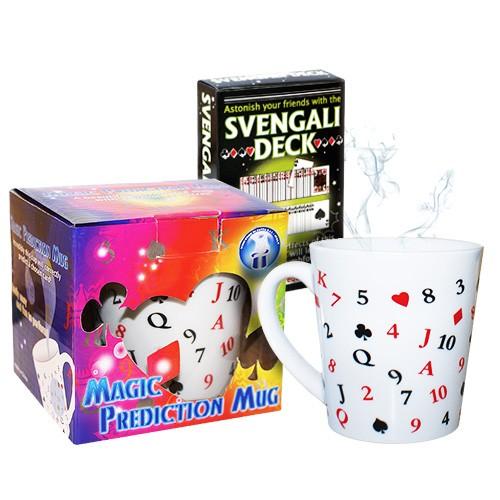 Magic Prediction Mug bei Zaubershop Frenchdrop