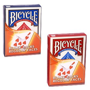 Bicycle - Blank Backs/Regular Faces