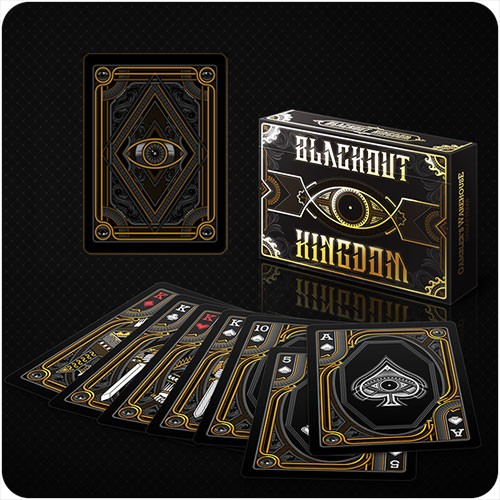 Blackout kingdom deck - Gold