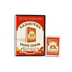 Carnival Trick Deck with DVD