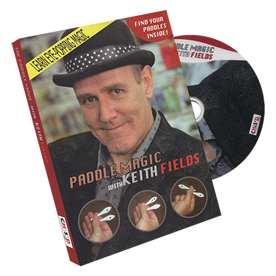 Paddle Magic DVD by Keith Fields
