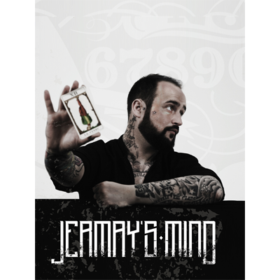 Jermay's Mind (DVD Set) by Luke Jermay and Vanishing Inc