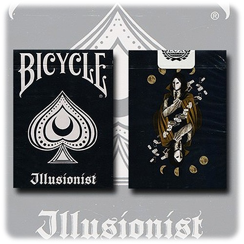 Bicycle Illusionist Deck Limited Edition (Dark)