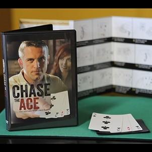 Chase The Ace | Zaubertrick