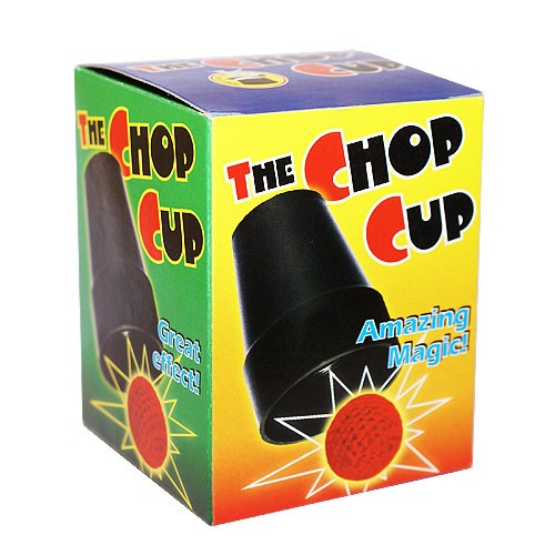 The chop cup by Vincenzo Di Fatta