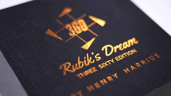 Rubik's Dream - Three Sixty Edition bei Zaubershop Frenchdrop