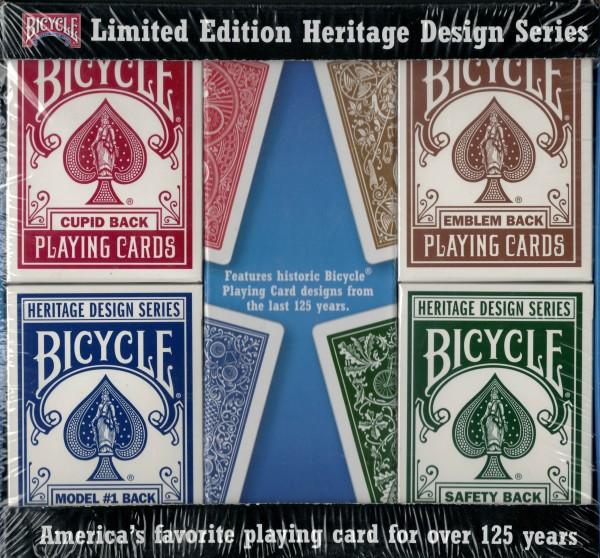 Bicycle Limited Edition Heritage Design Series