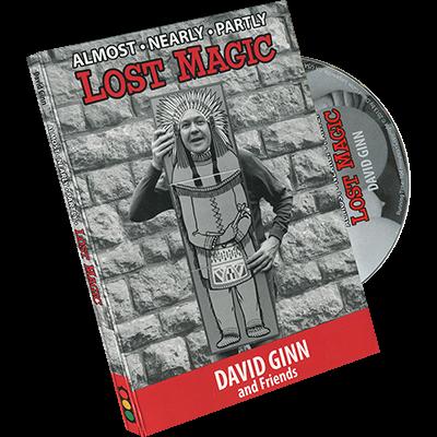 Lost Magic by David Ginn