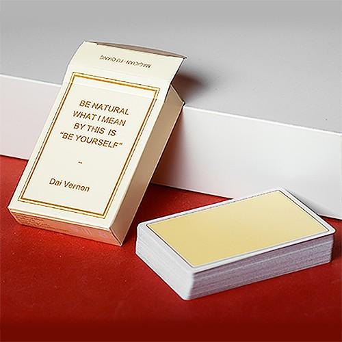 Magic Notebook - Champagne