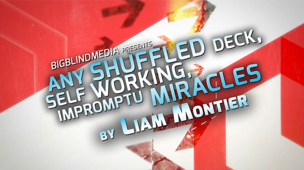 Any Shuffled Deck - Self-Working Impromptu Miracles by Zaubershop-Frenchdrop
