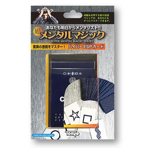 Tenyo - Hyper Esp Card | Zaubertrick