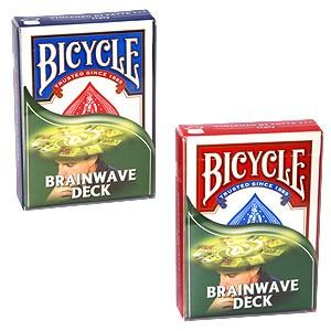 Bicycle - Brainwave deck - Red
