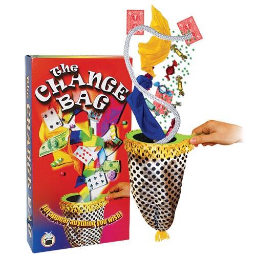 Change Bag - Zaubertrick bei Zaubershop-Frenchdrop