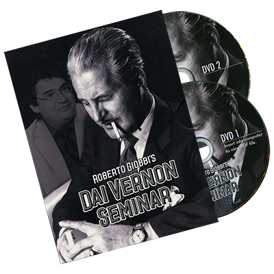 The Vernon Seminar (2 DVD Set) by Roberto Giobbi