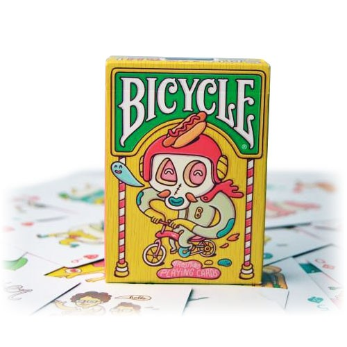 Bicycle - Brosmind